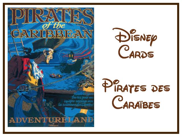 Disney Cards {Pirates des Caraïbes} Pirate10