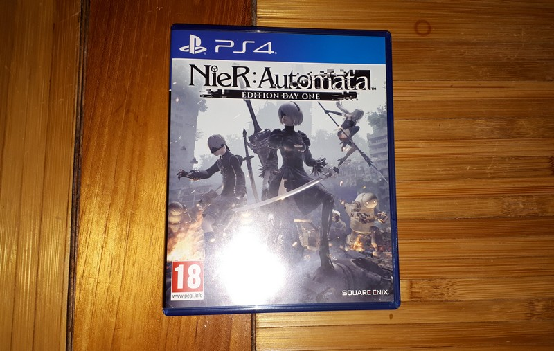 [VDS] Jeu Nier Automata day one edtion PS4 20200119