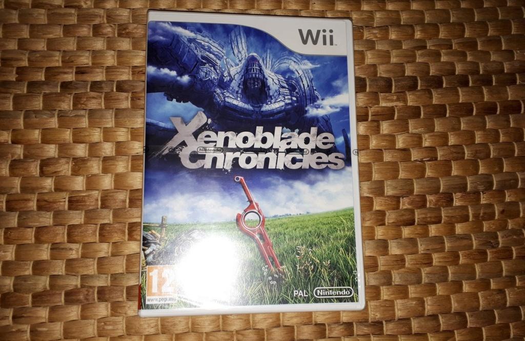 [VDS] Xenoblade Chronicles sur WII Neuf sous blister 20200612