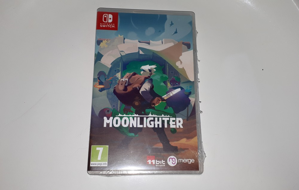 [VDS] Moonlighter Switch neuf 20210211