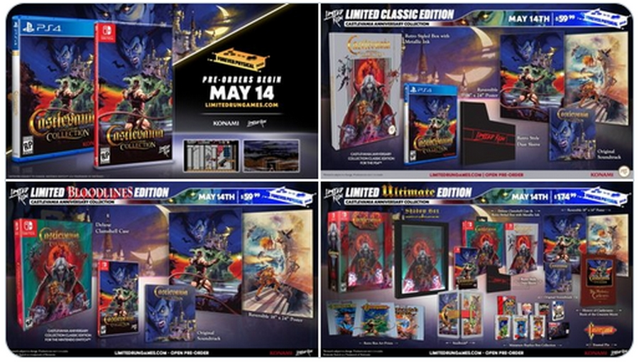 Limited Run Games Castle10