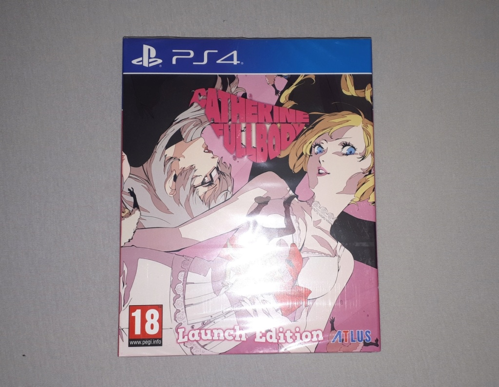 [VDS] Catherine fullbody neuf sous blister sur ps4 Cather10