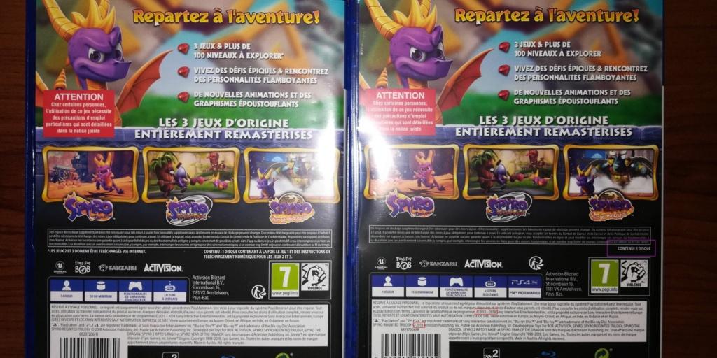 """""""Spyro Reignited Trilogy : L'arnaque ?! - Page 7 Elljd910"""