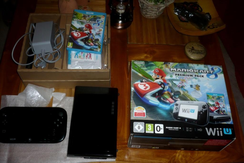 [VDS] Pack Wii U mario kart 8 + jeux P1130835