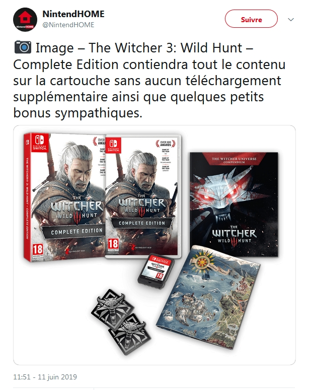 The Witcher 3 vous dit merci... - Page 3 Witche10