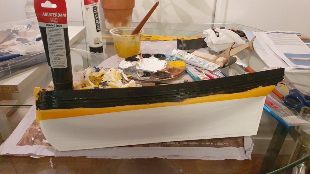 Renard Artesania Latina - Mon premier bateau - Page 2 20210230