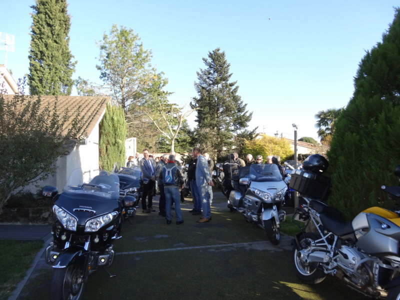 C. R. Occitanie - Escorte Goldwing au mariage d'Anita et Laurent Dsc02214