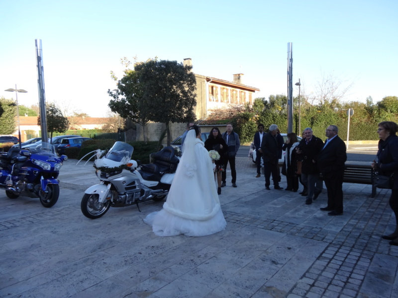 C. R. Occitanie - Escorte Goldwing au mariage d'Anita et Laurent Dsc02217