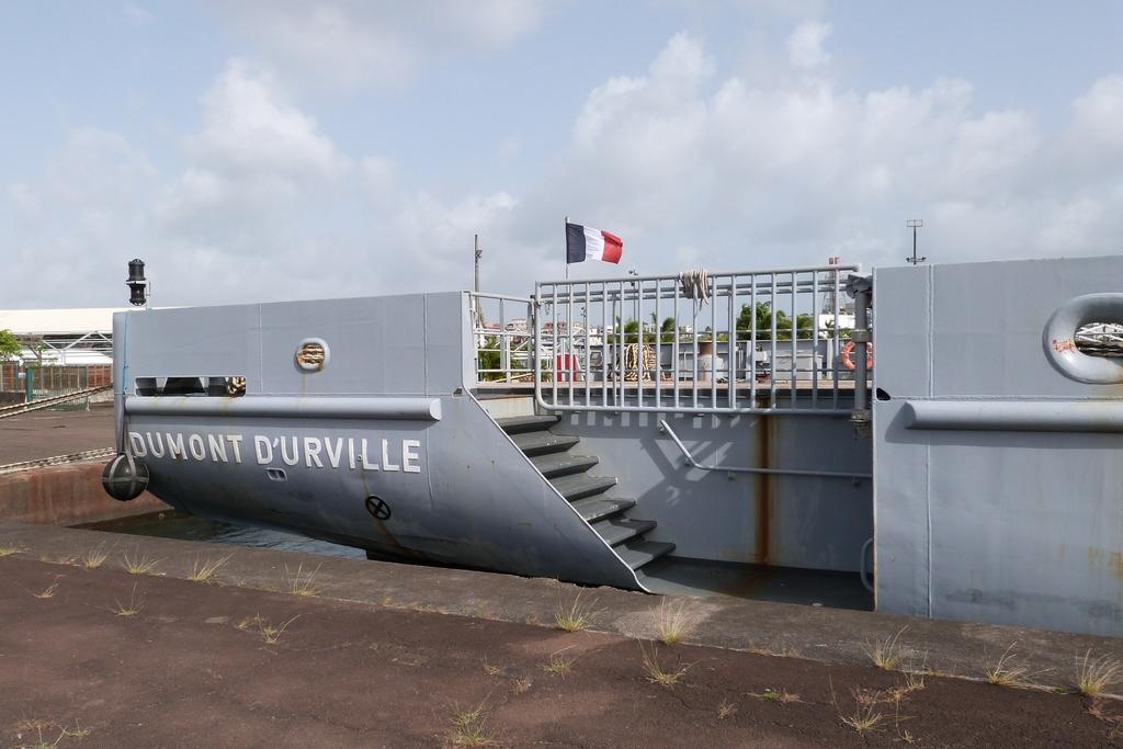 [Campagnes] Fort-de-France - Page 7 Dumont33
