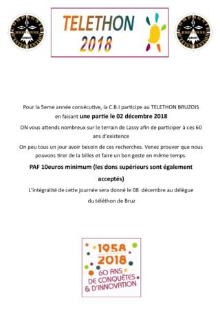 PARTIE DU 02 DECEMBRE 2018  TELETHON  Compos11