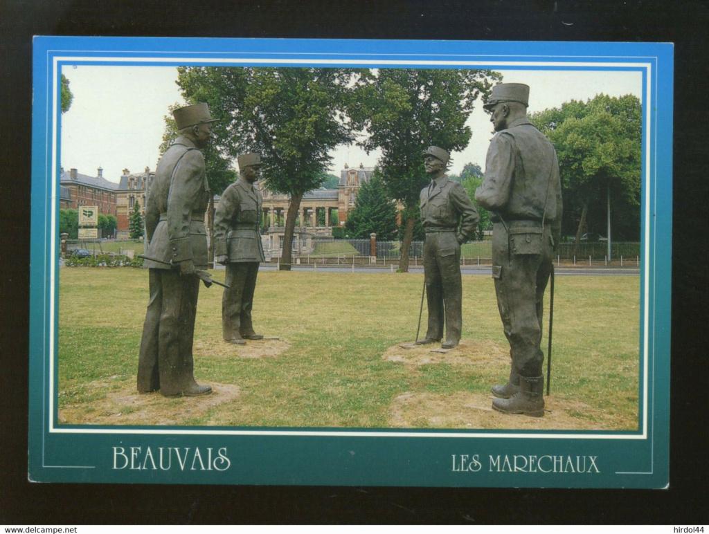 Statue des quatre Maréchaux (Beauvais, Oise) 131_0011