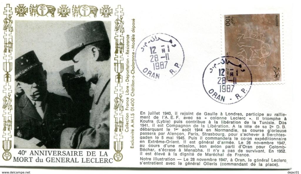 Oggaz (Oran) Maréchal Leclerc Algérie 255_0010