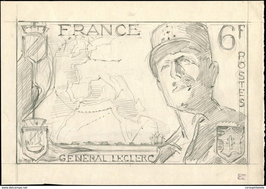 Collection Henri Cheffer -  esquisse au crayon 287_0010
