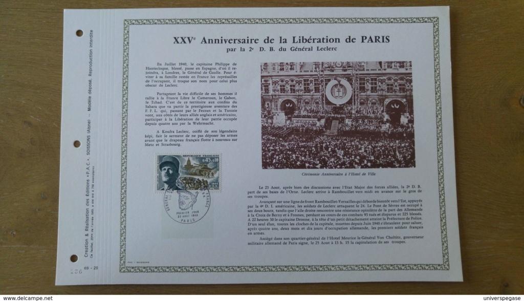 Libération de Paris et Maréchal Leclerc 329_0010