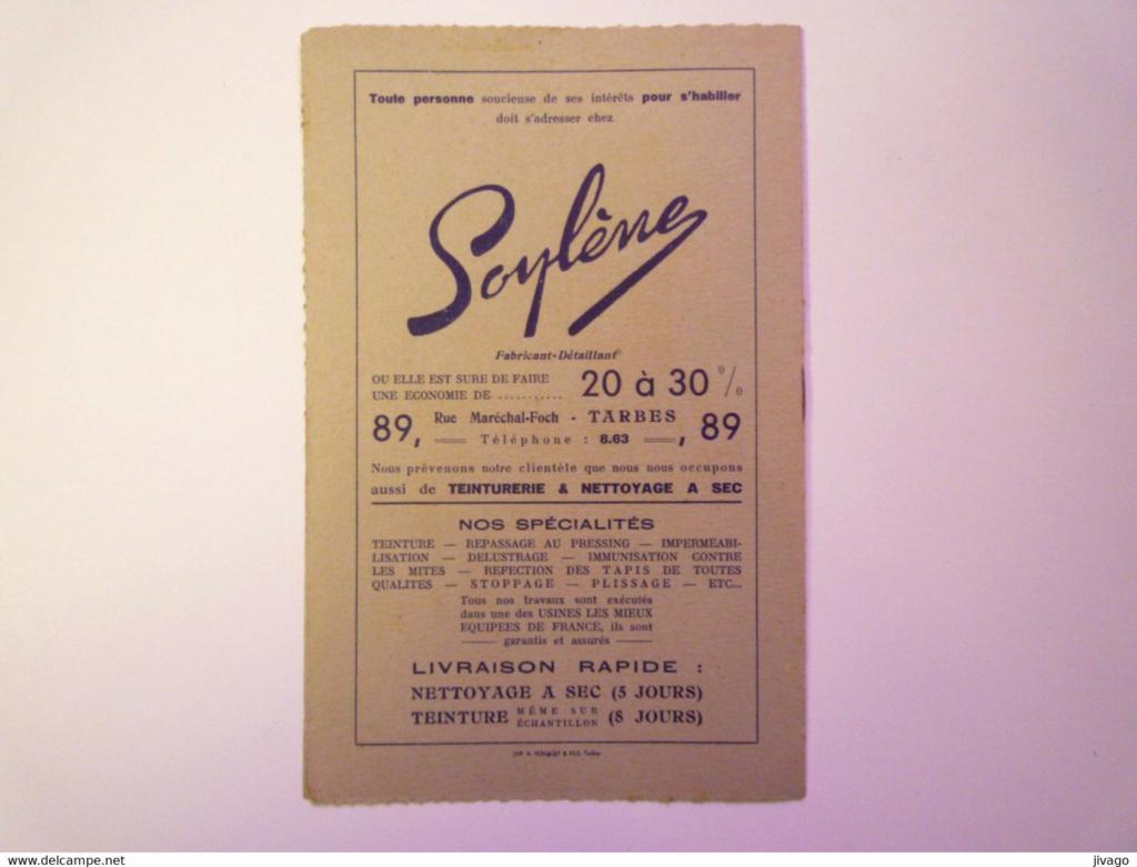 Tarbes 1951 Spectacle animé par Jean NOHAIN de la 2è D.B.  367_0010