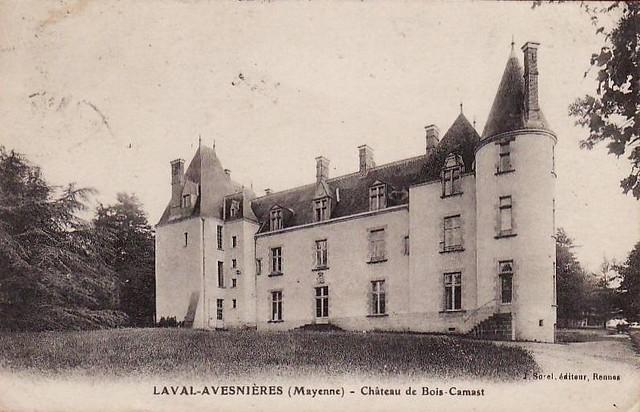Laval Mayenne ( + Borne 222) (Bois Gamats) 37153410