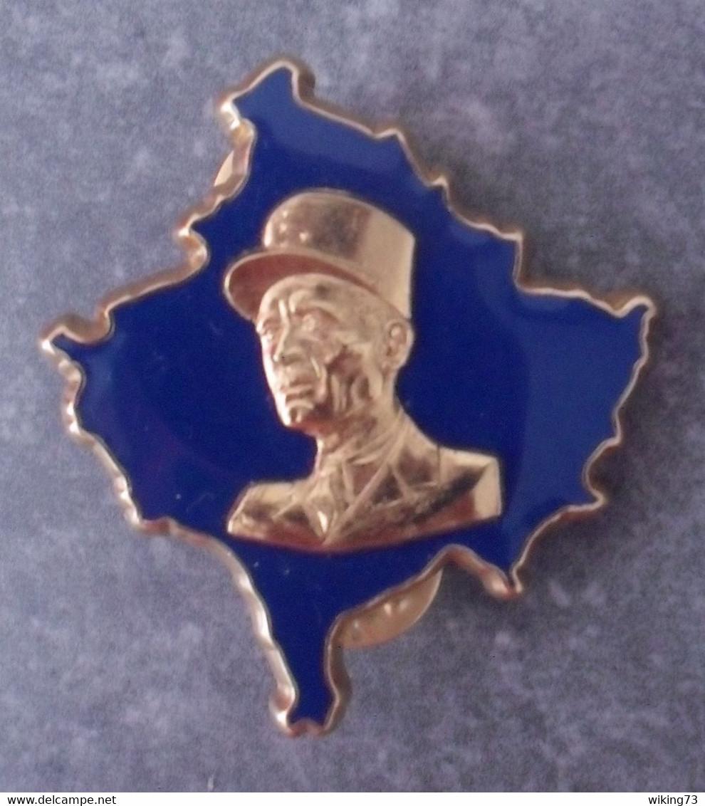 Insigne Brigade LECLERC - KFOR - Kosovo - OTAN 530_0011