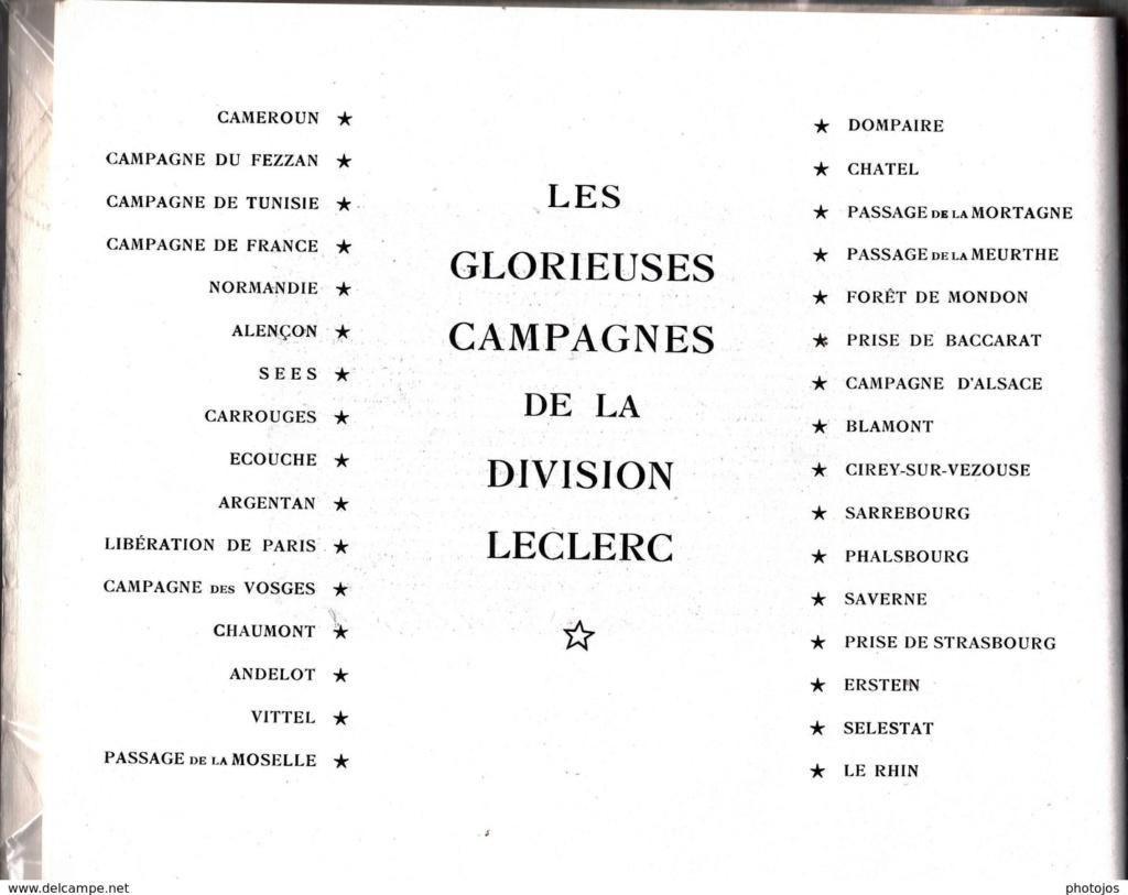 Les glorieuses campagnes de la division Leclerc 652_0010