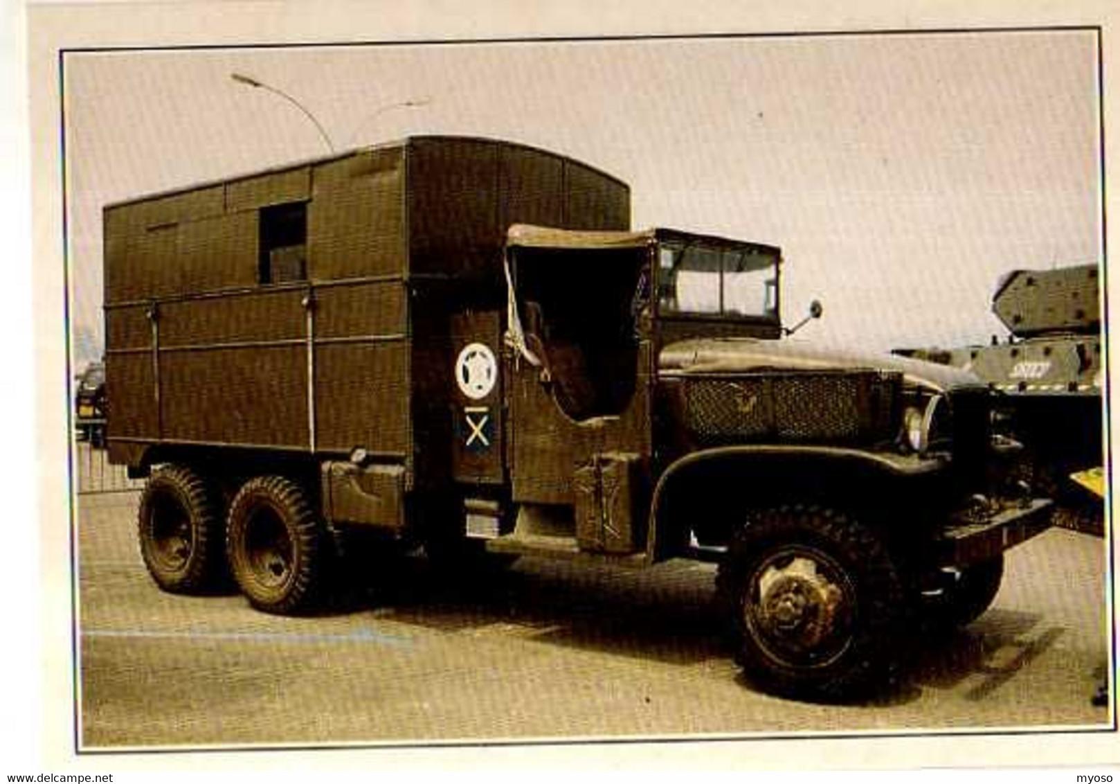 Les voitures du Général LECLERC 779_0010
