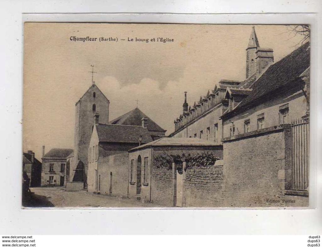 groutel - Groutel ( Champfleur) Sarthe 80210