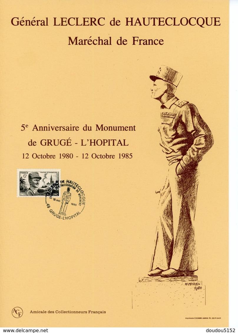 Grugé-l'Hôpital 1985 Combree 916_0010