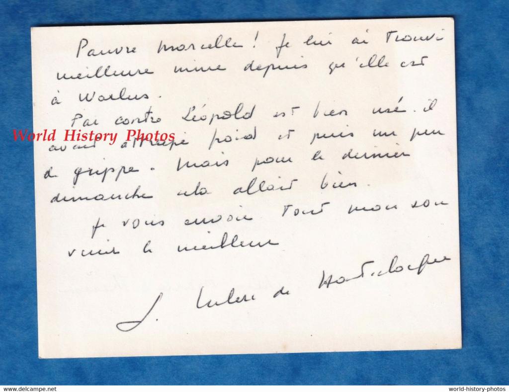 ( Thérèse de GARGAN ) La Maréchale LECLERC de HAUTECLOCQUE  956_0012