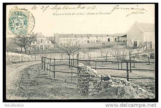 Toussus Le Noble Yvelines (+ Borne 458) 957_0010