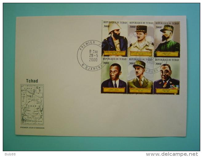 Tchad LECLERC 969_0010