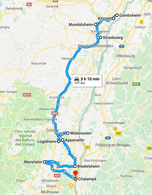 Scharrachbergheim-Irmstett Bas-Rhin Appenw10