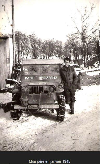 A commenter : jeep Paris-Biarritz + sherman Biarri10