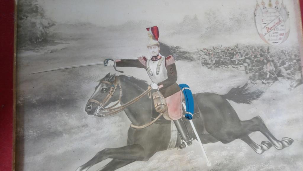 12ème régiment de cuirassiers 1907 Demont10