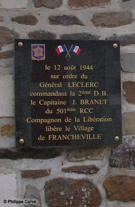 Francheville Orne  Franch10