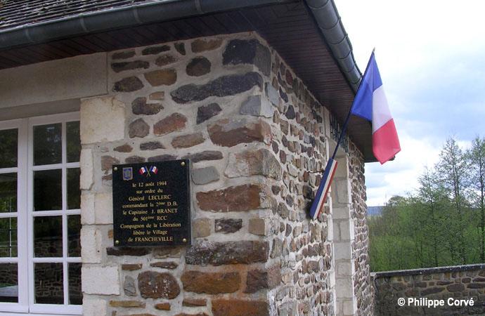 Francheville Orne  Franch11