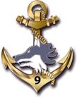 Vicq-sur-Nahon Indre ( Mars 1945) Insign10