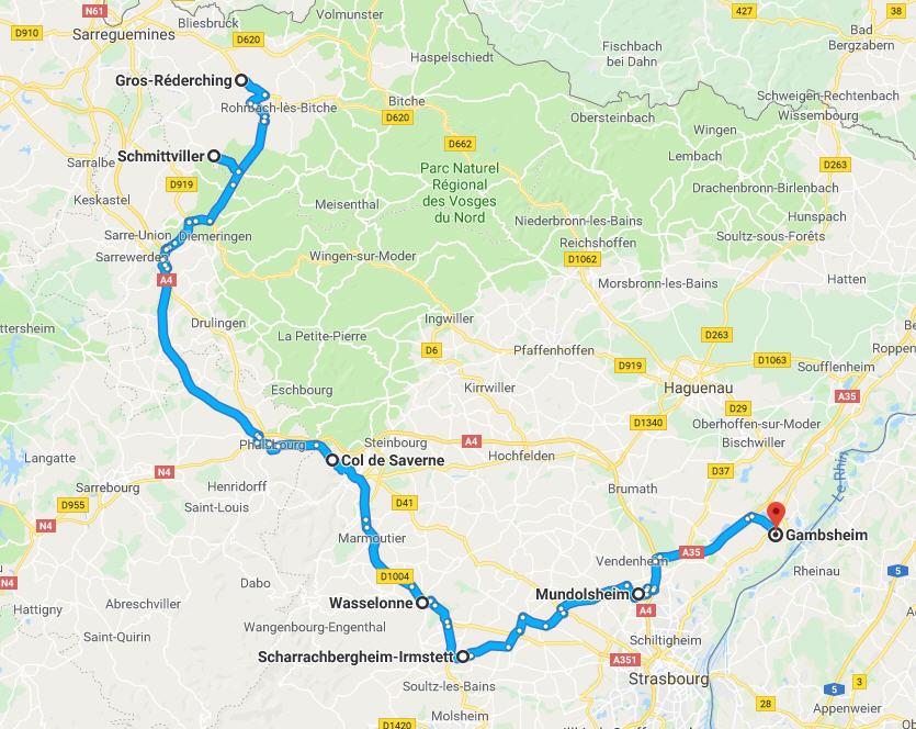 Scharrachbergheim-Irmstett Bas-Rhin Irmste10