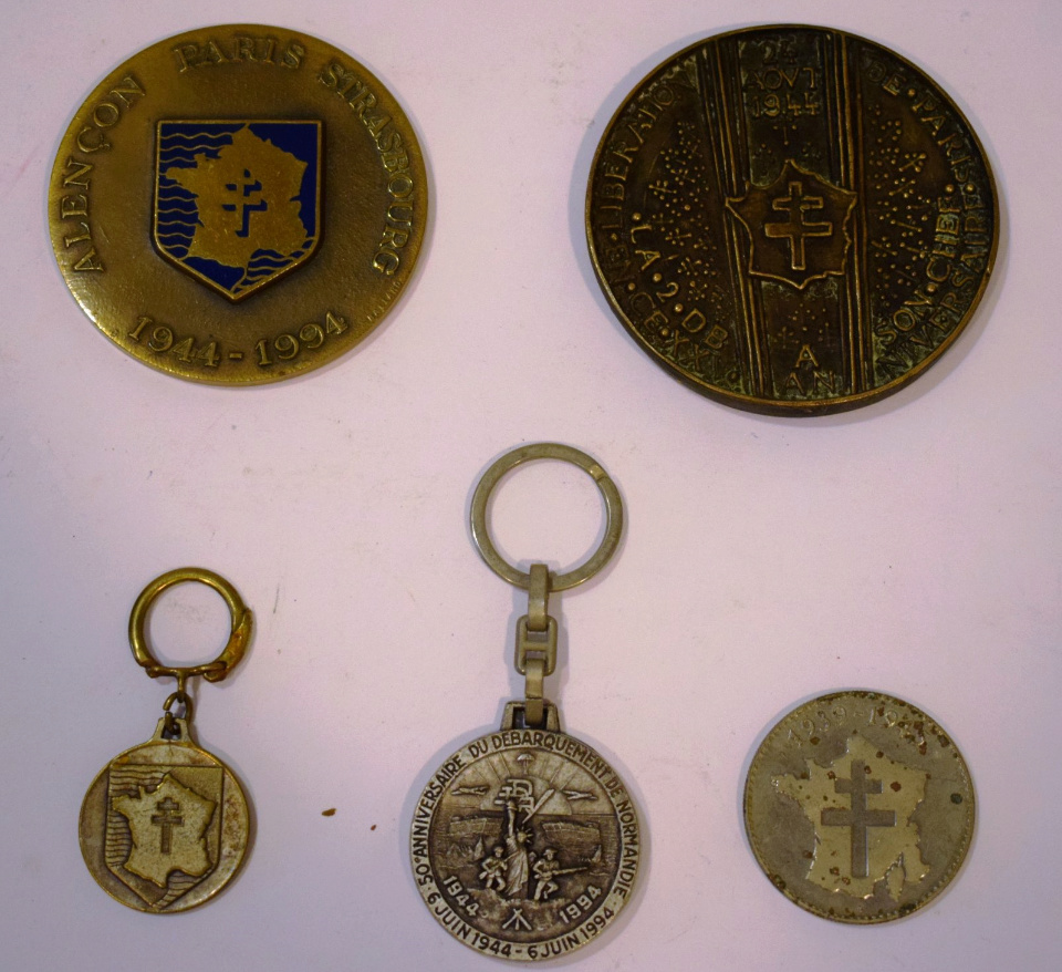 Médailles Monnaies - Page 2 Medail11