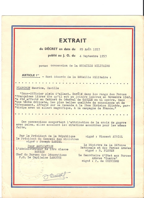 L ' ami PLANCHON Medail12