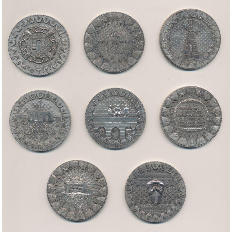 Médailles Monnaies - Page 2 Medail13