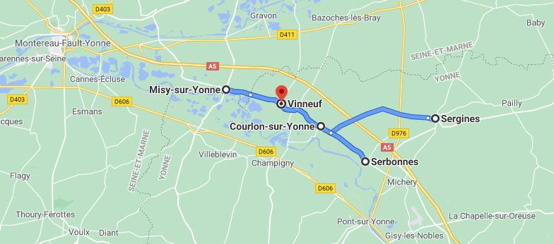 Courlon-sur-Yonne Yonne Misy10