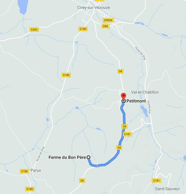 Bréménil Meurthe-et-Moselle Petirm11