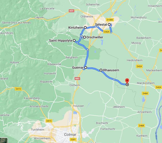 Sélestat Bas-Rhin Selest11