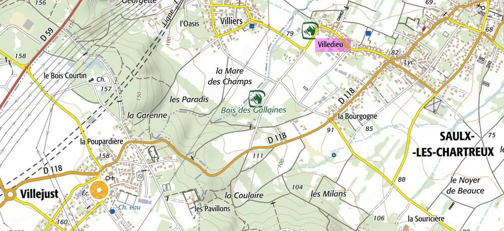 Forges-les-Bains Essonne Villed10