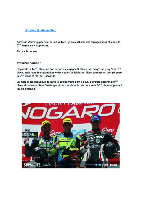 [FSBK] Nogaro 2019  - Page 2 Compte20
