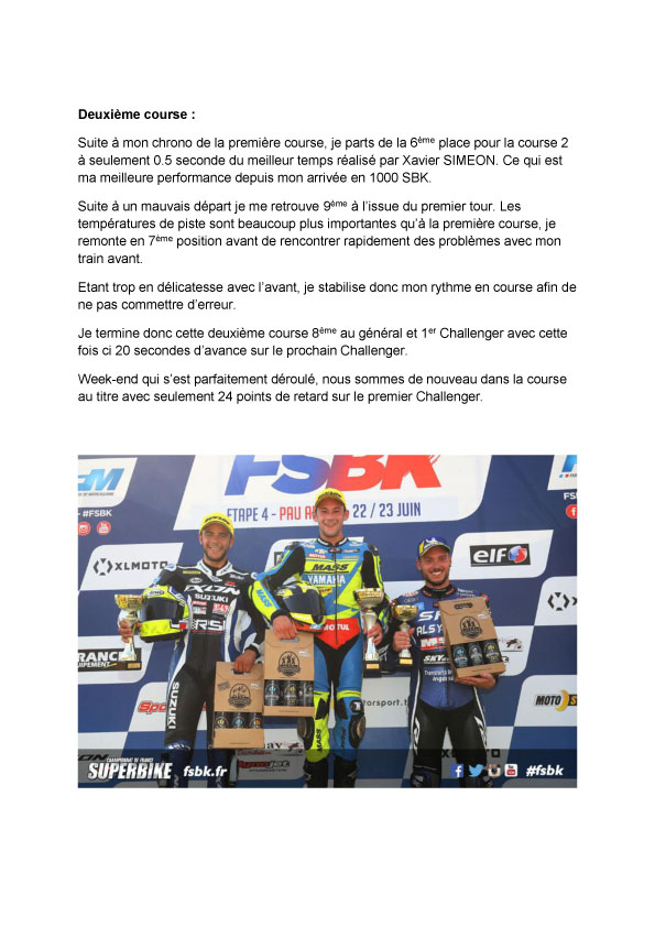 [FSBK] Pau Arnos 2019   Compte36