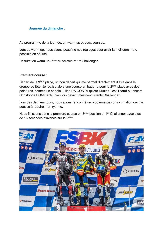 [FSBK] Magny-Cours 2019 les 5 - 6 et 7 Juillet . Compte38