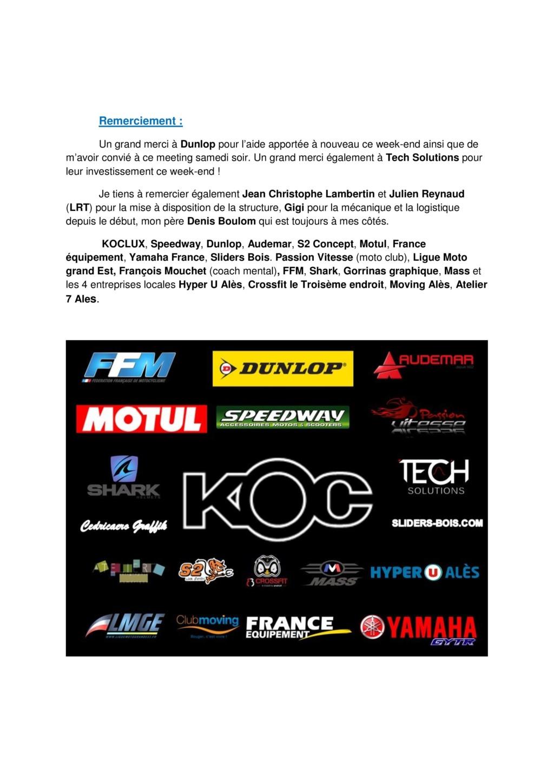 [FSBK] Magny-Cours 2019 les 5 - 6 et 7 Juillet . Compte41