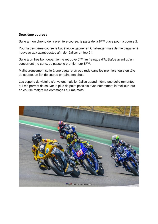 [FSBK] Magny-Cours 2019 les 5 - 6 et 7 Juillet . Compte42