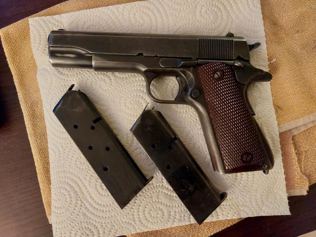 Nouvel arrivé : Colt 1911 20211011