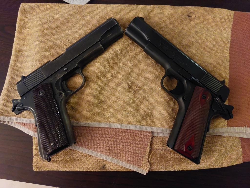 Nouvel arrivé : Colt 1911 20211012