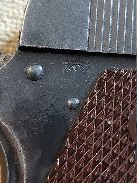 Nouvel arrivé : Colt 1911 20211019